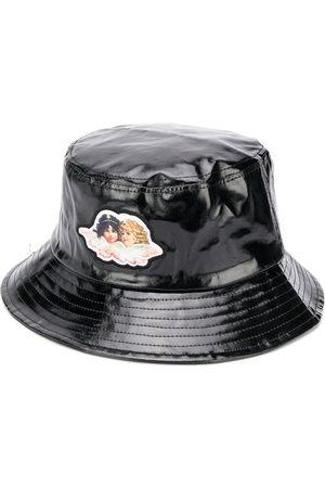 Fiorucci Angel vinyl bucket hat
