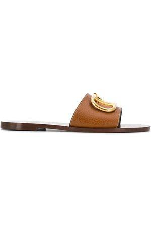 VALENTINO GARAVANI VLOGO slide sandals