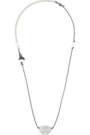 OAMC B-Moss necklace