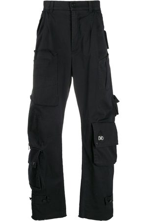 DUO Straight leg cargo pants