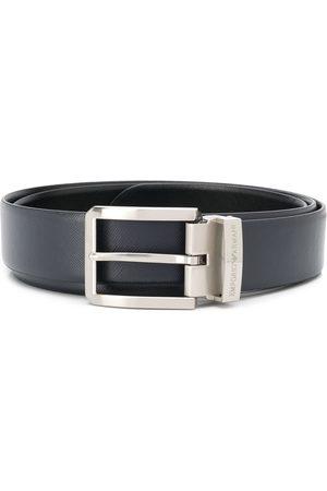 Emporio Armani Saffiano look belt