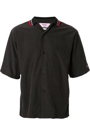 MARTINE ROSE Logo short-sleeve shirt
