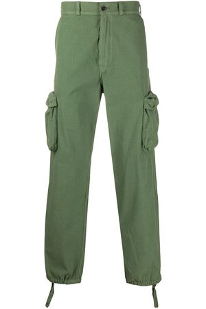 OFF-WHITE Utility pocket straight trousers