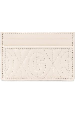 Gucci G quilted cardholder