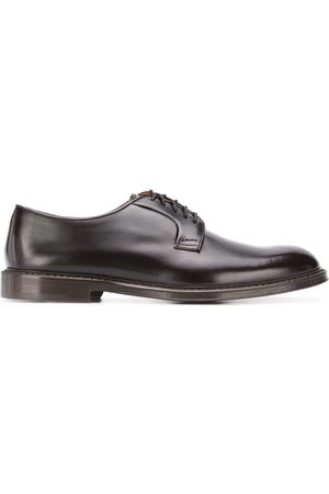 Doucal's Low heel oxford shoes