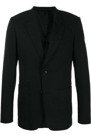 Ami Button-front blazer