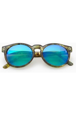 Zara Leaf print sunglasses