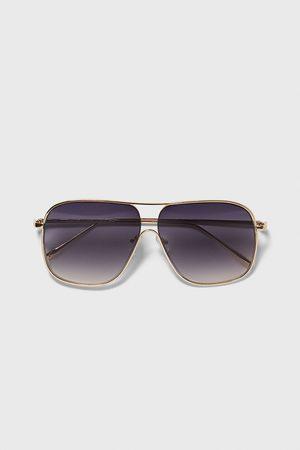 Zara Sluneční brýle s kovovými obroučkami