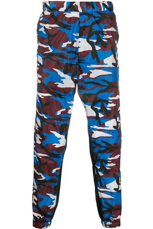 Prada Camouflage track pants