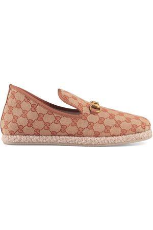 Gucci GG Supreme loafers
