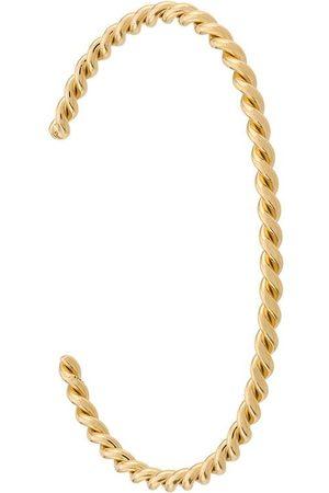 Isabel Lennse Twisted cuff bracelet