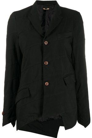Comme des Garçons Asymmetric paneled blazer