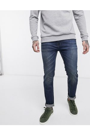 Bellfield Skinny jeans in washed indigo-Blue