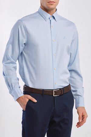 GANT Košile Tp Oxford Plain Reg Hbd