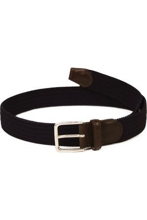 GANT Opasek Elastic Braid Belt