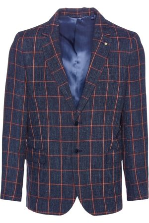 GANT Sako D1. Windowpane Check Blazer