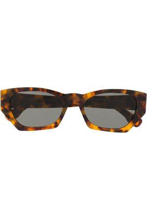 Retrosuperfuture Spotted Havana sunglasses