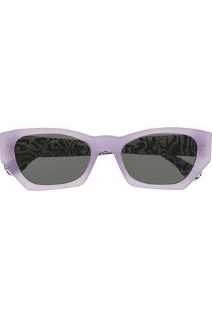 Retrosuperfuture Zebra print sunglasses
