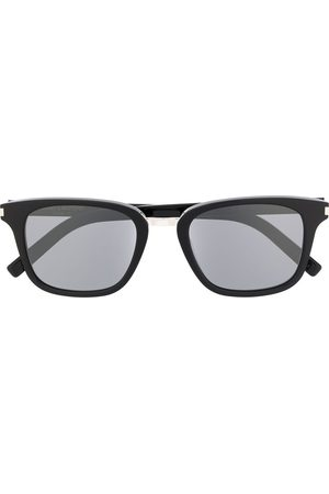 Saint Laurent Eyewear Classic round frame sunglasses