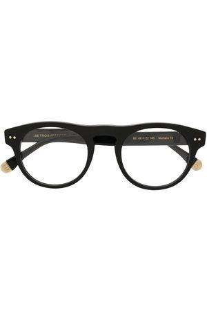 Retrosuperfuture Numero 73 oval frame glasses