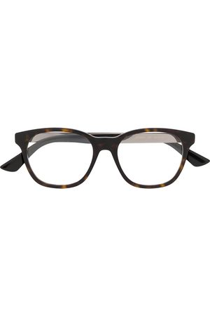 Gucci Eyewear GG0690O soft rectangular-frame glasses