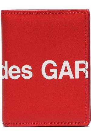 Comme Des Garçons Wallet CDG LRG WLLT RED WHT