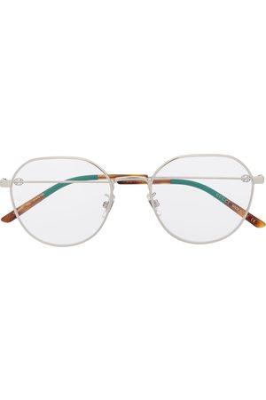 Gucci Sluneční brýle - GG0684O soft round-frame glasses