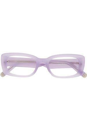Retrosuperfuture Numero 75 rectangle frame glasses