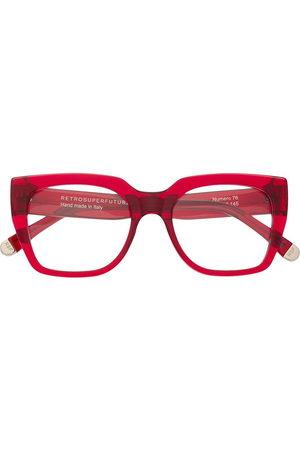 Retrosuperfuture Numero 76 square frame glasses
