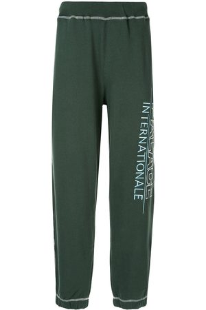Palace Logo embroidered track trousers