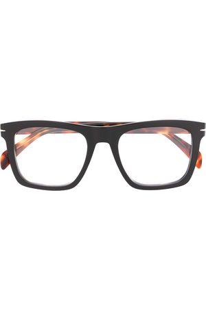 David beckham Rectangular frame glasses