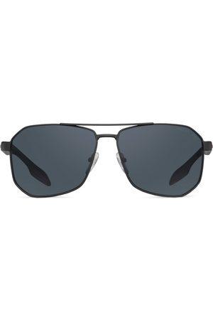 Prada Muži Sluneční brýle - Linea Rossa aviator sunglasses