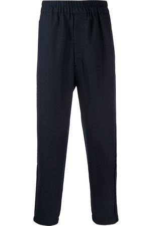 Comme Des Garçons Shirt Elasticated waist trousers