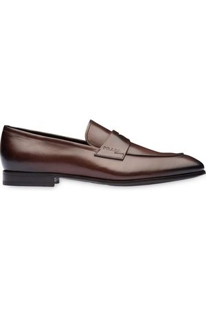 Prada Classic penny loafers