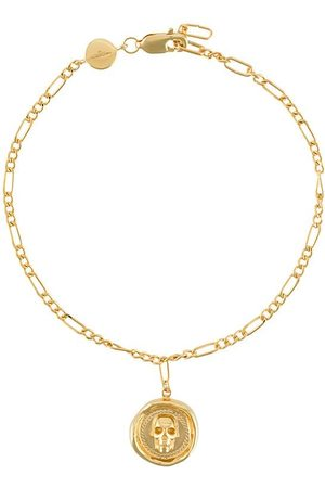NORTHSKULL Atticus skull chain bracelet