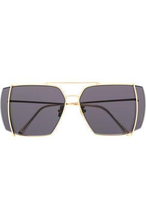 Retrosuperfuture Engraved logo Teorema sunglasses