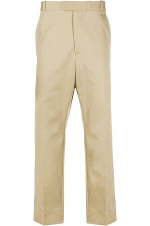 OAMC High-rise straight-leg trousers