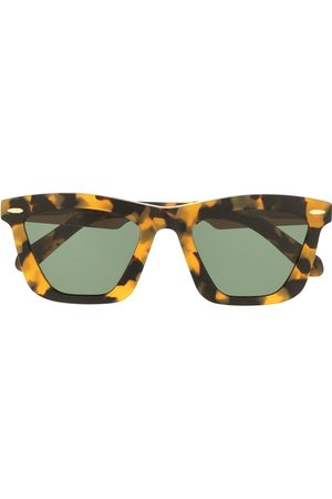 Karen Walker Alexandria square sunglasses