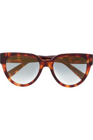 Givenchy Tortoiseshell cat eye sunglasses