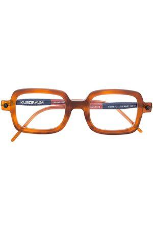 KUBORAUM Sluneční brýle - Square frame glasses