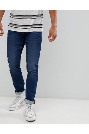 Only & Sons Muži Slim - Slim fit jeans in mid blue