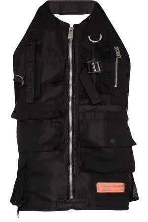 Heron Preston Zipped vest