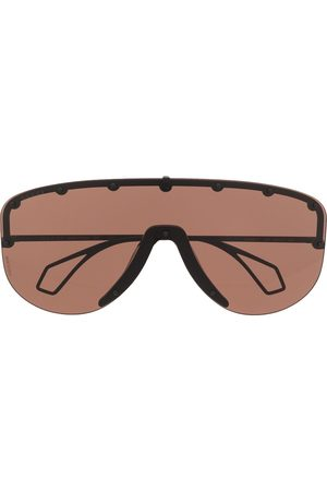 Gucci Mask-shaped sunglasses