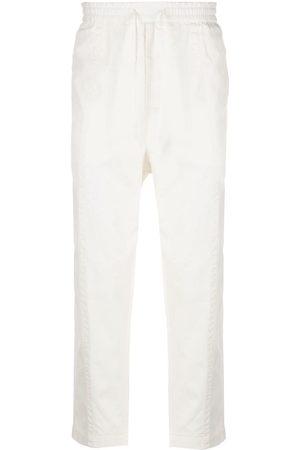 Jil Sander Elastic waistband straight trousers