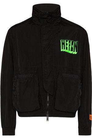 Heron Preston Logo print jacket