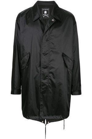 MASTERMIND Fishtail parka coat