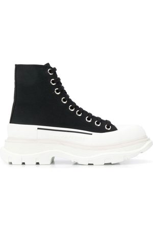 Alexander McQueen Lace-up chunky sneakers