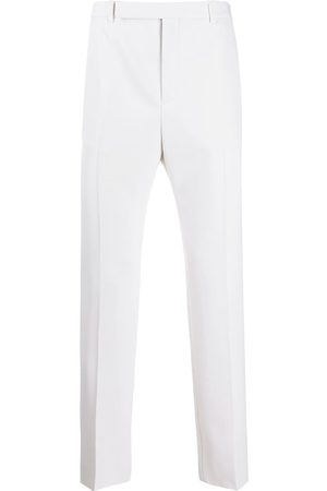 Saint Laurent Pleated detail tailored trousers