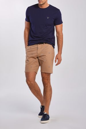 GANT Šortky D2. Tp Regular Embroidery Short