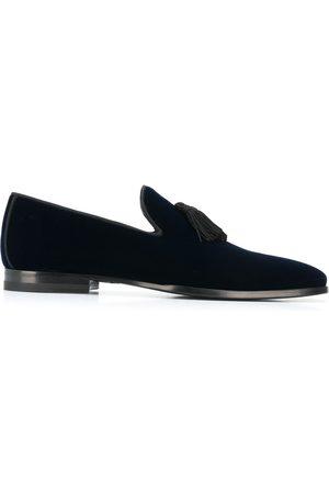 TAGLIATORE Tassel detail loafers